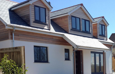 4 Bedroom detached new build in Helston by M2 Developments Ltd