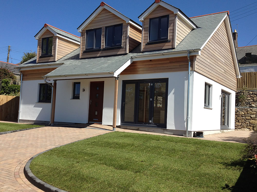 4 bedroom dormer bungalow m2 developments ltd building for 4 bed new build house